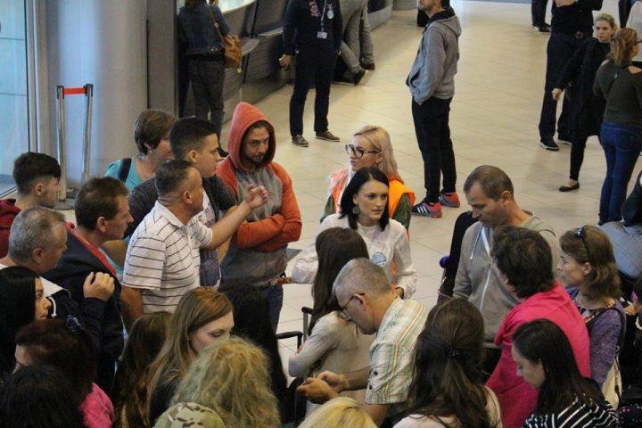21317751 1341613822627129 570483919730689709 n 720x480 Alti romani blocati pe aeroport. Doua curse anulate dinspre si catre Lisabona