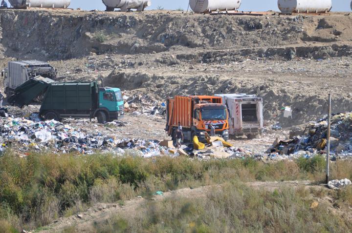 DSC 7045 Posibila reautorizare a gropii de gunoi GLINA: o TRAGEDIE pentru 100.000 de persoane!