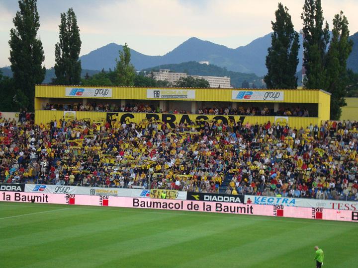 Fani FC Brasov FC Brasov devine amintire
