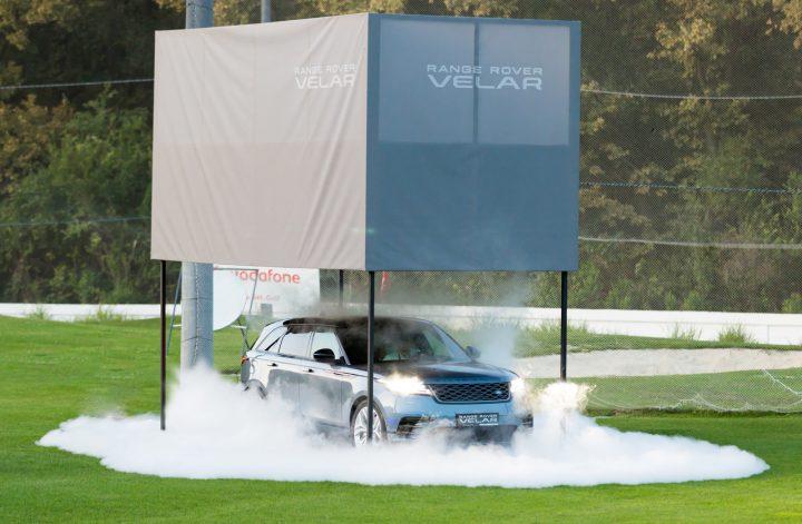 IMG 9519 720x471 Al patrulea membru al familiei Range Rover   Velar. Acum in Romania!