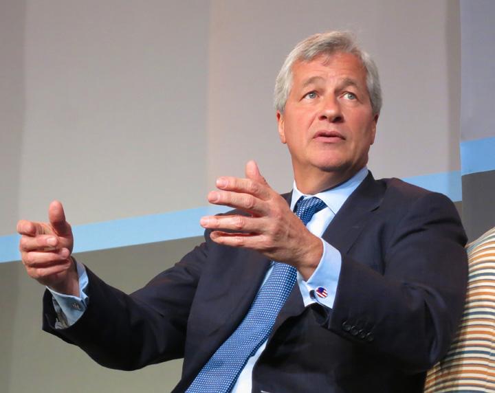 Jamie Dimon CEO of JPMorgan Chase Bitcoin este o mare frauda