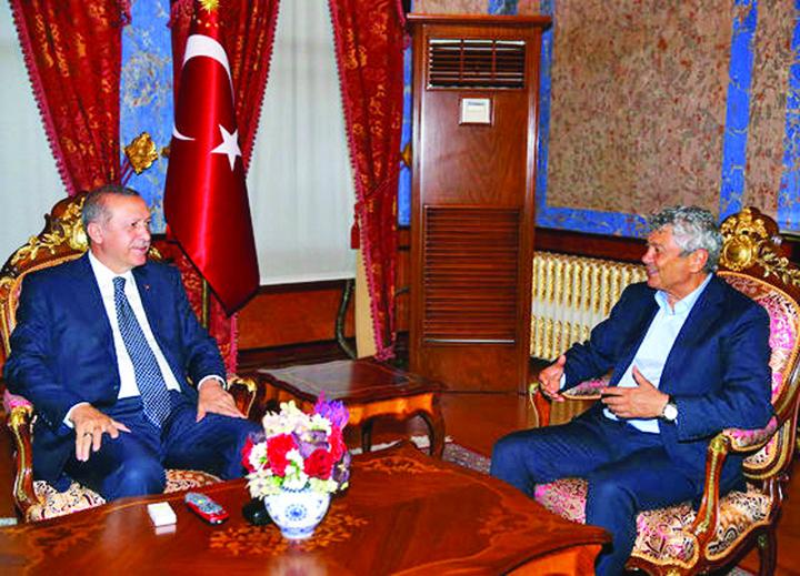 Mircea Lucescu Erdogan.ILucescu Lucescu castiga si cand pierde!