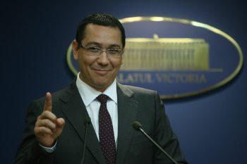 Victor Ponta 3 350x233 Ponta ii da replica lui Stefanescu: Rau e cand bufonul vorbeste in numele presedintelui