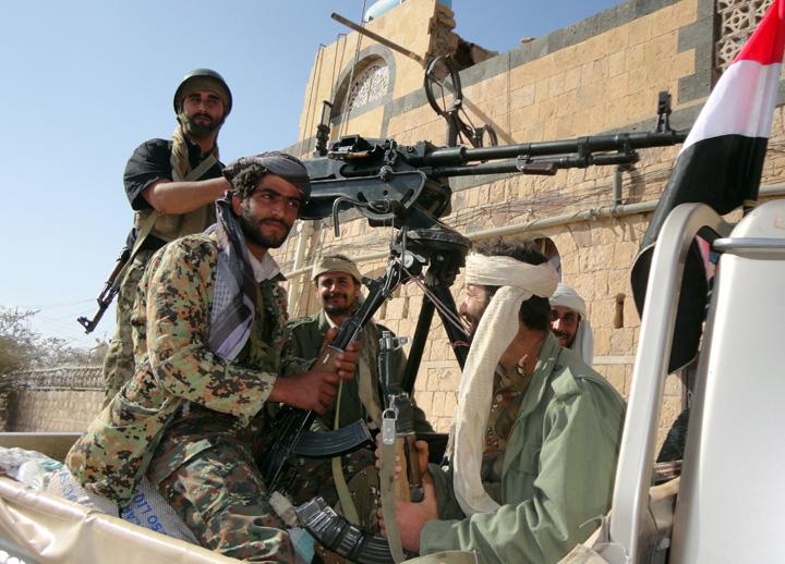 Yemen Al Qaeda supporters GettyImages Dupa uragane, revine Al Qaida
