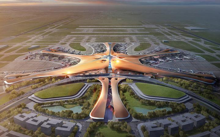 aeroport Asa va arata cel mai mare aeroport din lume