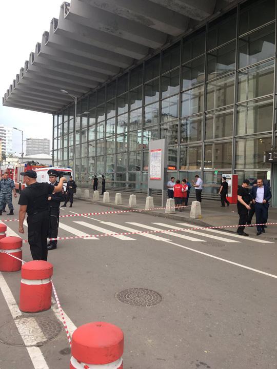 alarma1 Terorism la Moscova, 20 de alerte si 20.000 de oameni evacuati