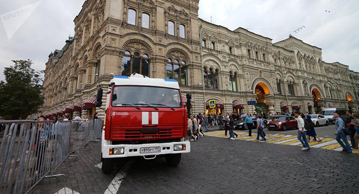 alarme Terorism la Moscova, 20 de alerte si 20.000 de oameni evacuati