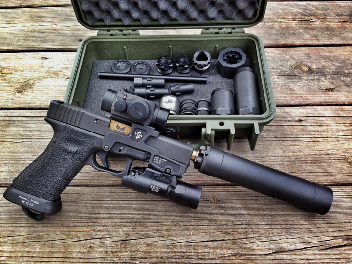 arme sua Dilema in SUA, cu sau fara amortizoare la arme?