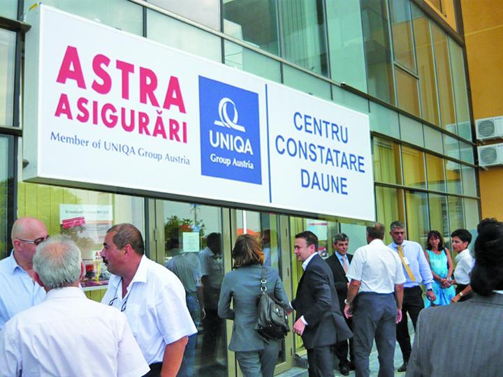 astra Adamescu & Son, acuzati de falimentarea Astra Asigurari