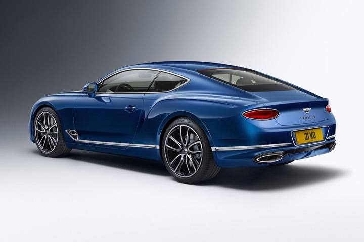 bentley1 Bentley Continental GT, a treia generatie