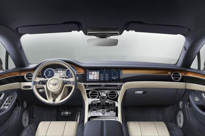 bentley2 Bentley Continental GT, a treia generatie