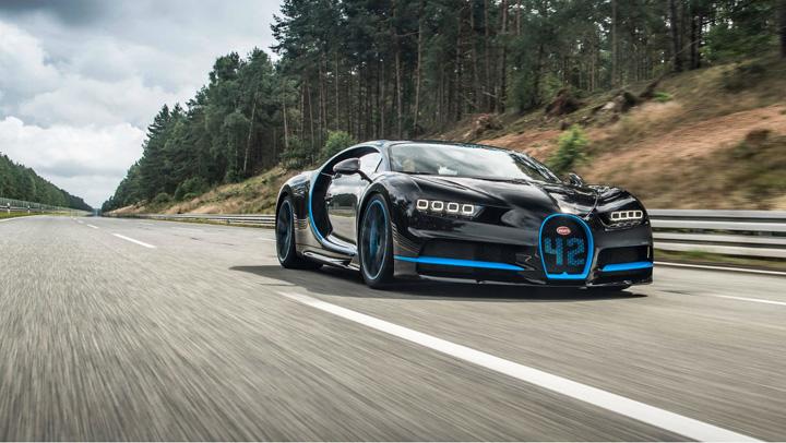 bugatti Record 0 400 km/h pentru Bugatti Chiron