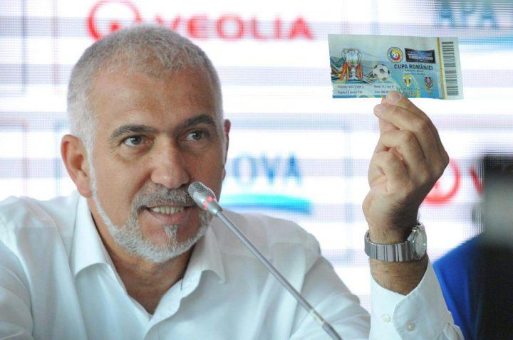conferinta4 720x478 Madalin Mihailovici, CEO Veolia da asigurari de stabilitate financiara:Nu suntem sponsori, suntem partenerii echipei Petrolul Ploiesti