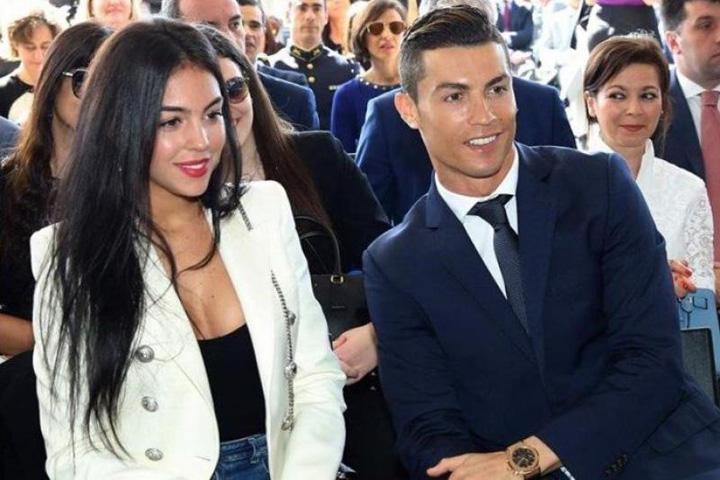 cristiano si Georginab 1 Ronaldo se insoara anul viitor