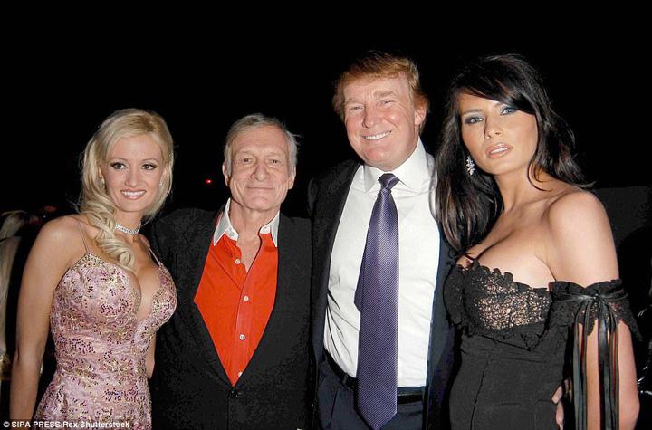 cu Trump1 Omul care a dezbracat America a murit!