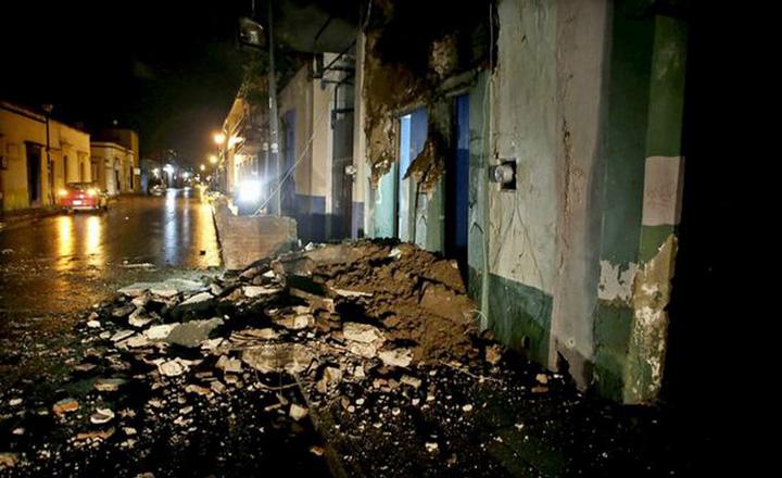 cutremur mexic 2 Cutremurul din Mexic: zeci de morti si distrugeri uriase