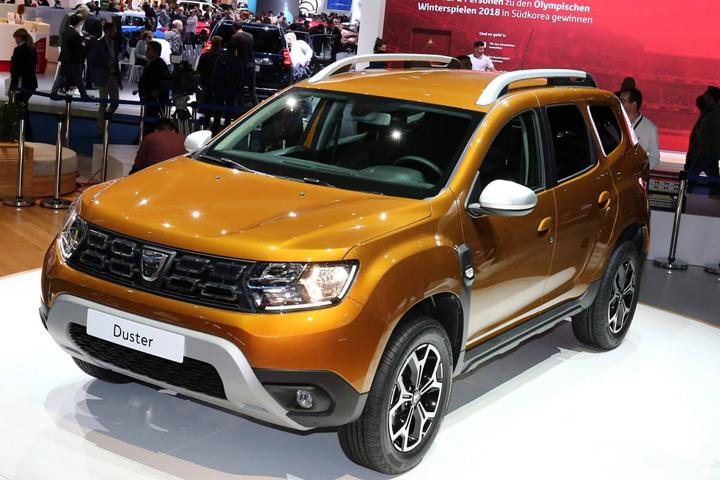 dacia 2 Noua Dacia Duster, prezentata in premiera in Romania