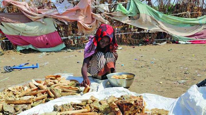 foamete Dupa zece ani, foametea revine in lume