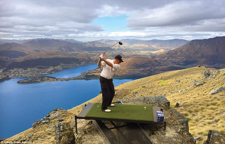 golf 1jpg Golful extrem, la mare cautare