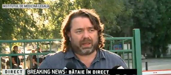 got Reactii in sfera politica dupa incaierarea din studioul B1 TV: Alaturi de Mihai Gotiu (VIDEO)