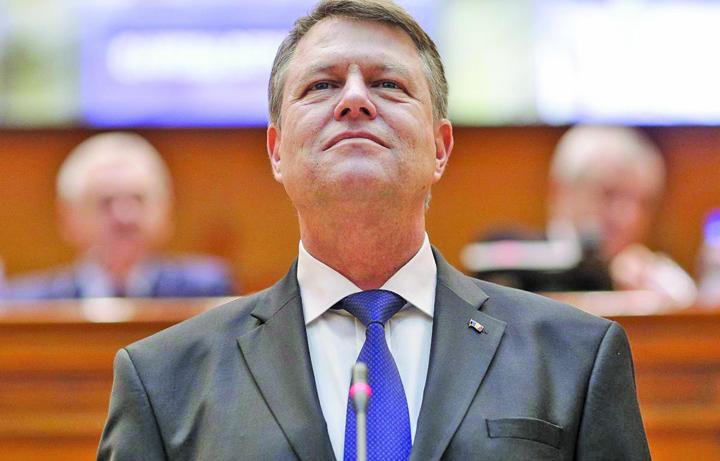 iohannis Juncker, campanie pentru Johannis