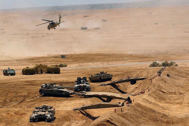 israel Ce n a vazut Israelul de 20 de ani