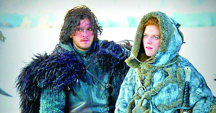 jon Snow si logodnica TRAGEDIE! Jon Snow s a logodit!