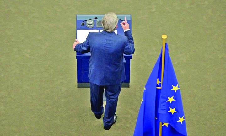 juncker1 Juncker, campanie pentru Johannis