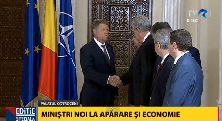 juramnt111 Dragnea, concluzii dupa discutia avuta cu presedintele, la Cotroceni