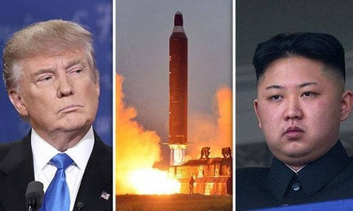 "kim 6 Coreea de Nord va ataca SUA, ""inevitabil"""