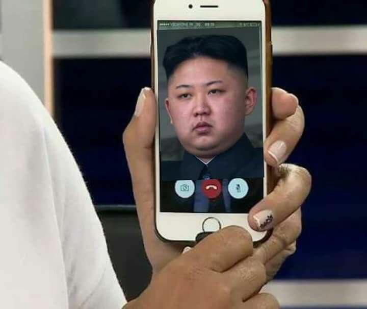 kim si telefoanele Sfarsitul Coreii de Nord: telefoane si internet moca