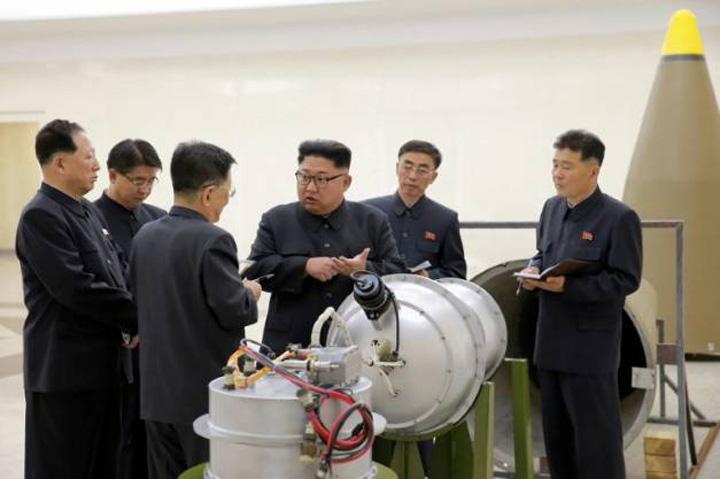kim Megapetarda lui Kim Jong un