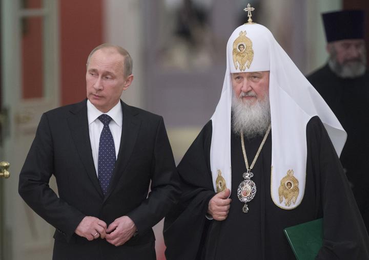 kirill Vizita istorica a patriarhului Rusiei la Bucuresti