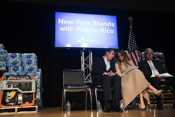 lopez Jennifer Lopez doneaza 1 milion de dolari pentru Puerto Rico