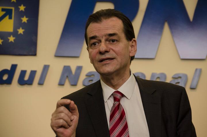 "ludovic orban 1 PNL, izvor de opozitie ""dura si clara"""