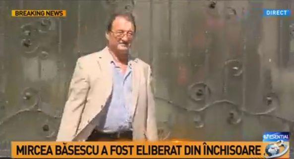 mb Primele declaratii facute de Mircea Basescu, dupa ce si a recapatat libertatea