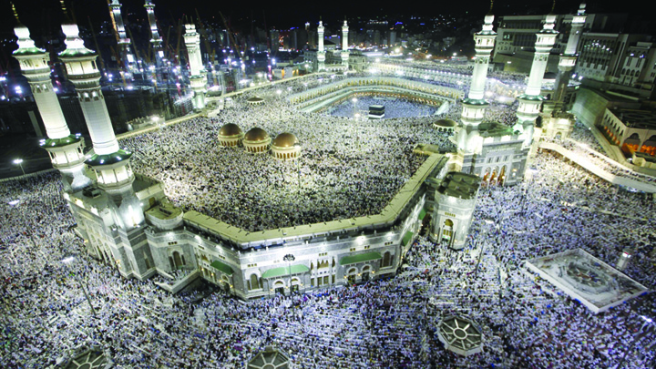 mecca Turismul religios, mai banos decat petrolul