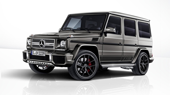mercedes Mercedes G 63 si G 65 Exclusive Edition