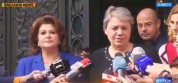 ministr 350x164 Functii noi pentru Shhaideh si Plumb, demisionare din Guvern