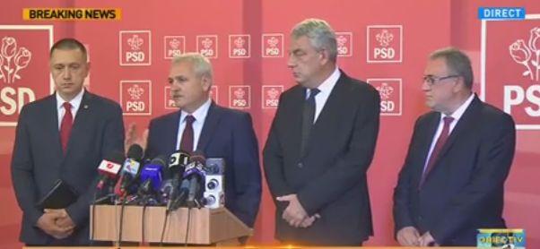 ministri Anunt oficial: Fifor, propus la Aparare, Simon la Economie