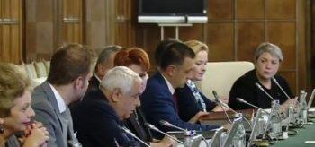ministru sedinta guvern 350x164 Daea, laudat de premier: Iar a speriat Europa in atragerea de fonduri