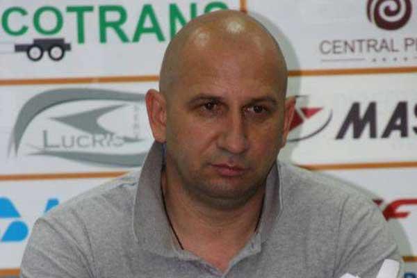 miriuta Miriuta e noul antrenor de la Dinamo