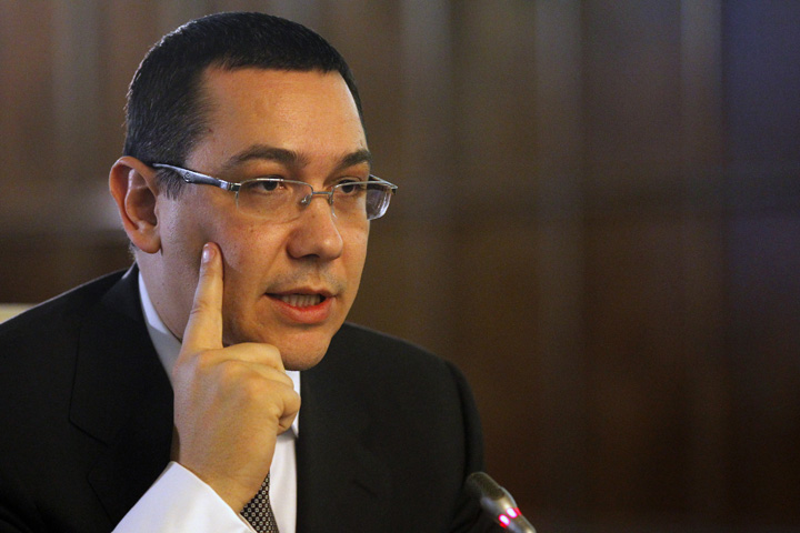 ponta fara obraz Partidul Pro Ponta in tara lui Dragnea
