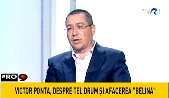 ponta Ponta, dupa audierea la DNA:Nu m au intrebat de Dragnea, m au intrebat de mine