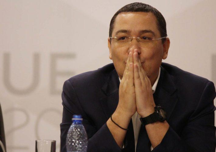 pontaa 710x500 Ponta descopera amatorismul ministrilor PSD!