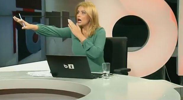 recatie Reactii in sfera politica dupa incaierarea din studioul B1 TV: Alaturi de Mihai Gotiu (VIDEO)