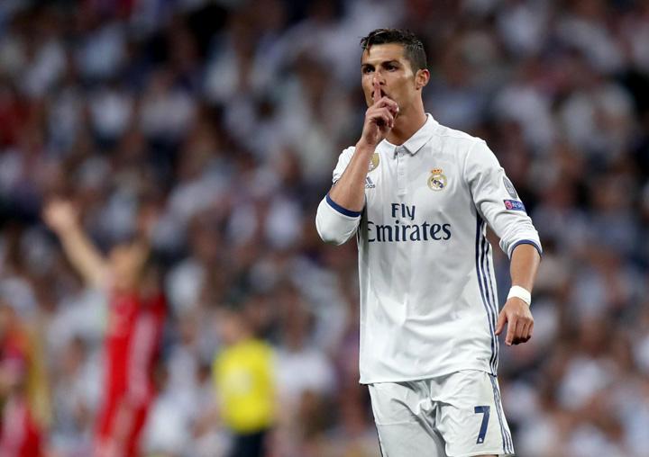 ronaldo 1 Cristiano Ronaldo: sunt un profesionist!