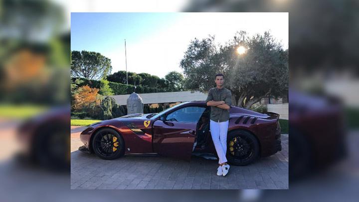 ronaldo Noul bolid al lui Ronaldo