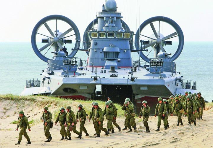 rusia 5 Putin, la portile UE