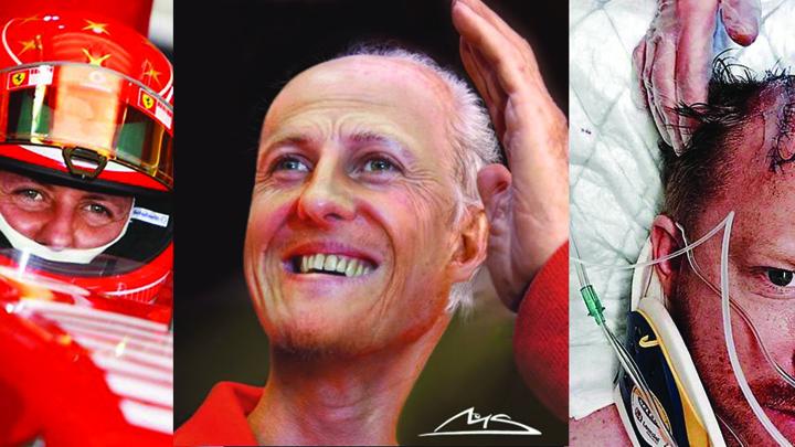 schumacher Michael Schumacher este pe moarte!